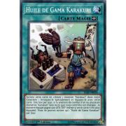IGAS-FR058 Huile de Gama Karakuri Commune
