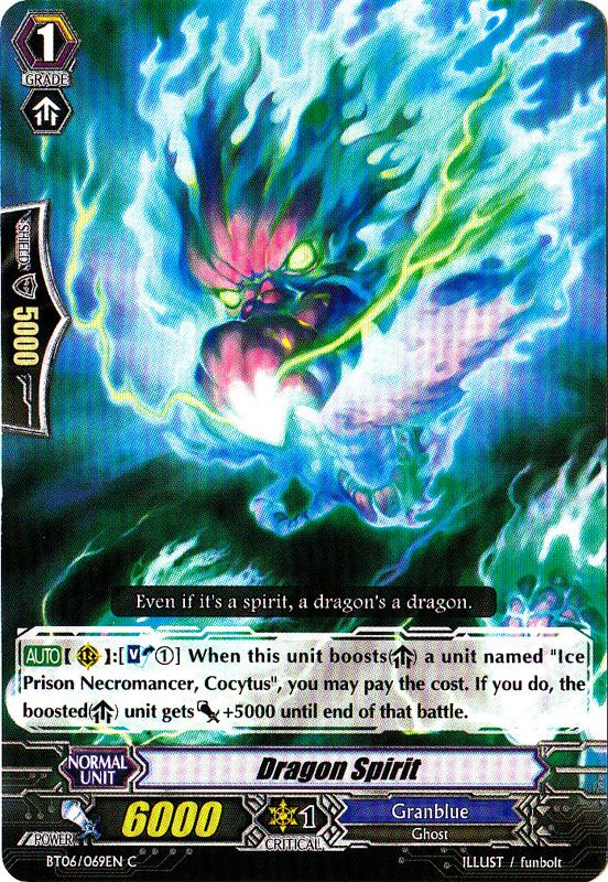 BT06/069EN Dragon Spirit Commune (C)