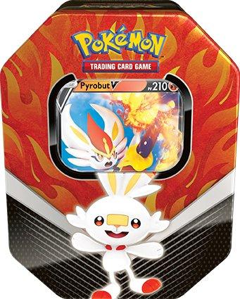 Pokébox 2020 - Pyrobut V