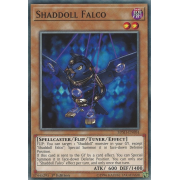 SDSH-EN004 Shaddoll Falco Commune