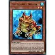 DUOV-FR063 Grenouille Démon Ultra Rare