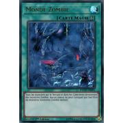 DUOV-FR091 Monde Zombie Ultra Rare