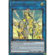DUOV-EN018 Bujinki Ahashima Ultra Rare