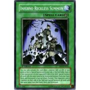 DP2-EN025 Inferno Reckless Summon Super Rare
