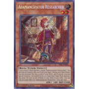 SESL-EN002 Adamancipator Researcher Secret Rare