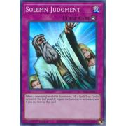 SESL-EN045 Solemn Judgment Super Rare