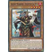ETCO-EN022 Ancient Warriors - Deceptive Jia Wen Commune