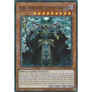 ETCO-EN027 Harr, Generaider Boss of Storms Super Rare