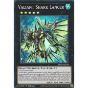 ETCO-EN044 Valiant Shark Lancer Super Rare