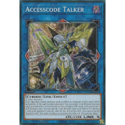 ETCO-EN046 Accesscode Talker Secret Rare