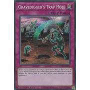ETCO-EN078 Gravedigger's Trap Hole Secret Rare