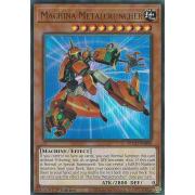 ETCO-EN098 Machina Metalcruncher Ultra Rare