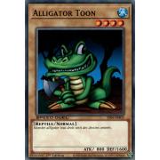 SS04-FRB03 Alligator Toon Commune