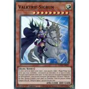 TOCH-FR023 Valkyrie-Sigrun Super Rare