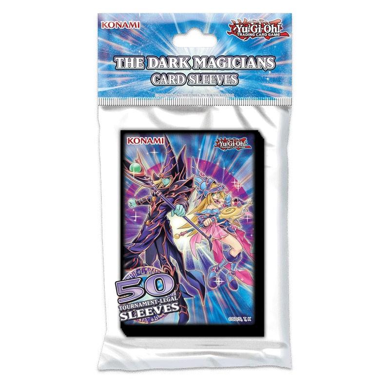 Protèges cartes Yu-Gi-Oh The Dark Magicians