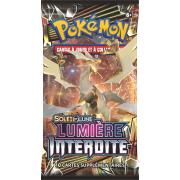 Booster Pokémon Soleil et Lune 6 Lumière Interdite