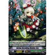 V-TD12/010EN Spring-Heralding Maiden, Ozu Commune (C)