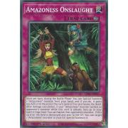LDS1-EN025 Amazoness Onslaught Commune