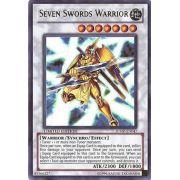 JUMP-EN047 Seven Swords Warrior Ultra Rare