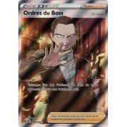 SS02_189/192 Ordres du Boss Full Art Ultra Rare