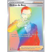 SS02_200/192 Ordres du Boss Hyper Rare