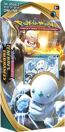 Deck Préconstruit Pokémon Épée et Bouclier 3 - Darumacho