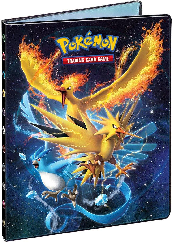 Portfolio Pokemon Soleil et Lune 11.5