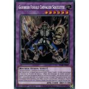 BLAR-FR007 Guerrier Fossile Chevalier Squelette Secret Rare