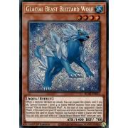 BLAR-EN031 Glacial Beast Blizzard Wolf Secret Rare