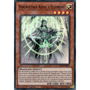ROTD-FR007 Dogmatika Adin, l'Illuminé Super Rare