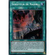 ROTD-FR052 Serviteur de Nadir Secret Rare