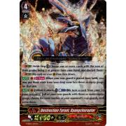 V-SS05/010EN Destruction Tyrant, Gyangchuraptor Triple Rare (RRR)
