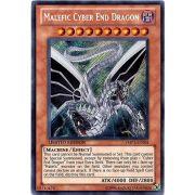 YMP1-EN004 Malefic Cyber End Dragon Secret Rare