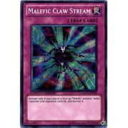 YMP1-EN009 Malefic Claw Stream Secret Rare