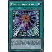 YMP1-FR008 Monde Corrompu Secret Rare
