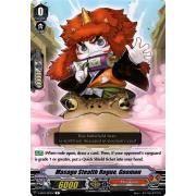 V-SS03/093EN Masago Stealth Rogue, Goemon Commune (C)