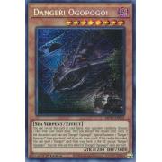 MP20-EN001 Danger! Ogopogo! Prismatic Secret Rare