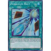 MP20-EN098 Pendulum Halt Super Rare