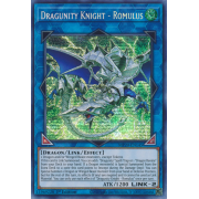 MP20-EN145 Dragunity Knight - Romulus Prismatic Secret Rare