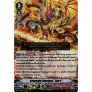 "V-BT08/002EN Dragonic Overlord ""The X"" Vanguard Rare (VR)"