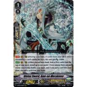 V-BT08/008EN Divine Sword, Ame-no-Murakumo Triple Rare (RRR)