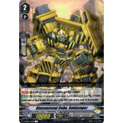 V-BT08/039EN Dimensional Robo, Daidumper Rare (R)