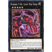 DLCS-EN051 Number C106: Giant Red Hand Commune