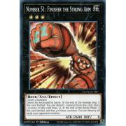 DLCS-EN120 Number 51: Finisher the Strong Arm Commune