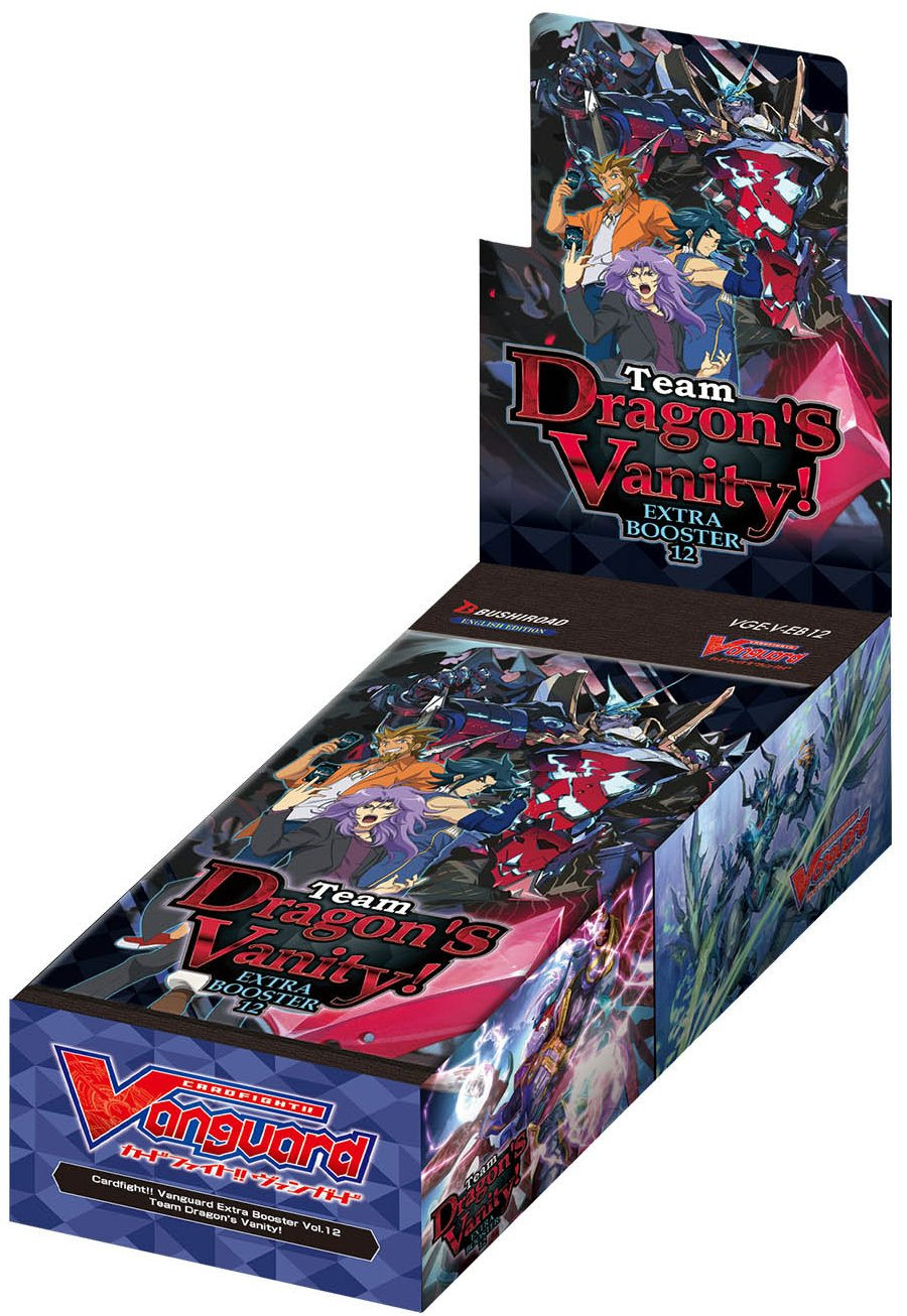 Carton Scellé Team Dragon's Vanity! (V-EB12)