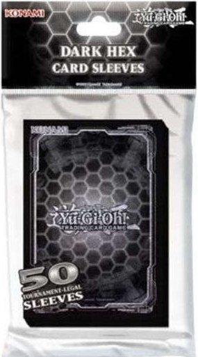 Protèges cartes Yu-Gi-Oh Dark Hex