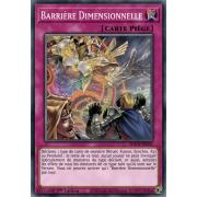 SDCH-FR035 Barrière Dimensionnelle Commune