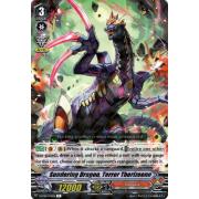 V-BT10/034EN Sundering Dragon, Terror Therizeeno Rare (R)