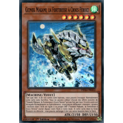 PHRA-FR022 Gizmek Makami, la Forteresse à Crocs Féroce Super Rare