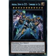 PHRA-FR045 Arsenal Divin AA-ZEUS - Tonnerre du Ciel Secret Rare